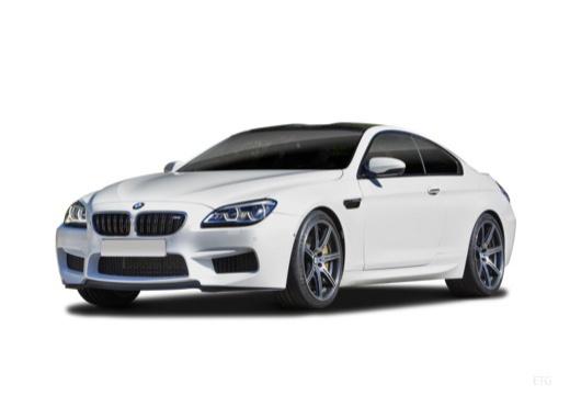 BMW Seria 6 Coupe