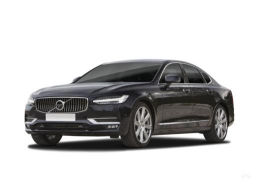 VOLVO S90 I sedan czarny przedni lewy