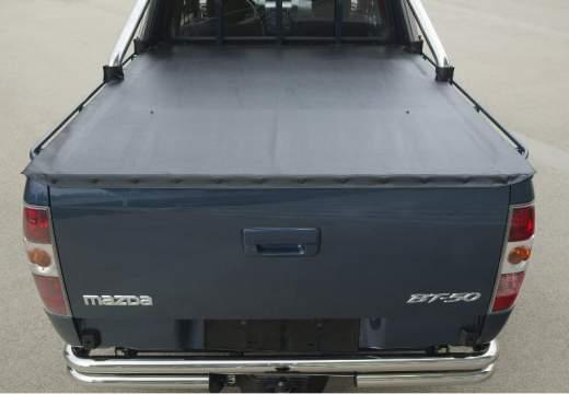 MAZDA B-seria pickup niebieski jasny tylny