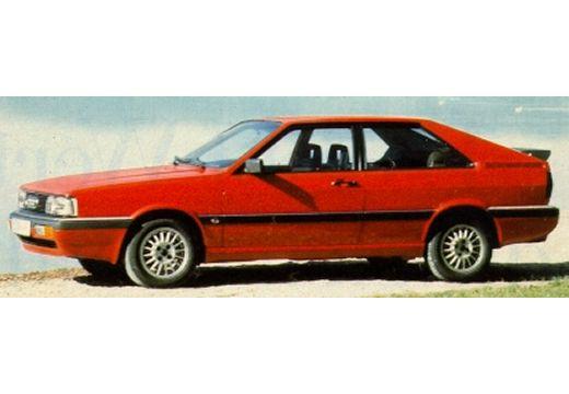 AUDI 80 81/85 coupe czerwony jasny przedni lewy