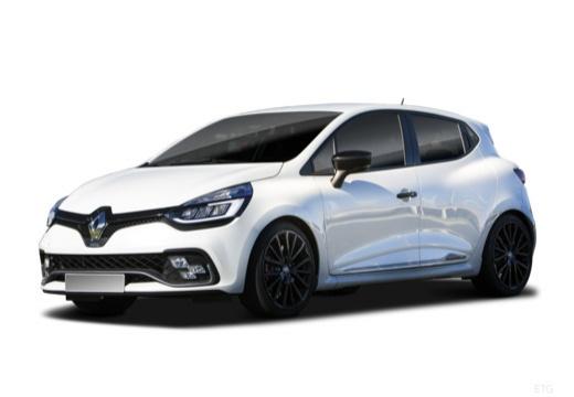 RENAULT Clio hatchback przedni lewy