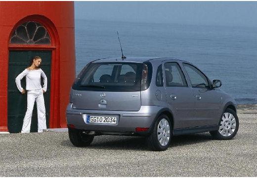 OPEL Corsa C II hatchback