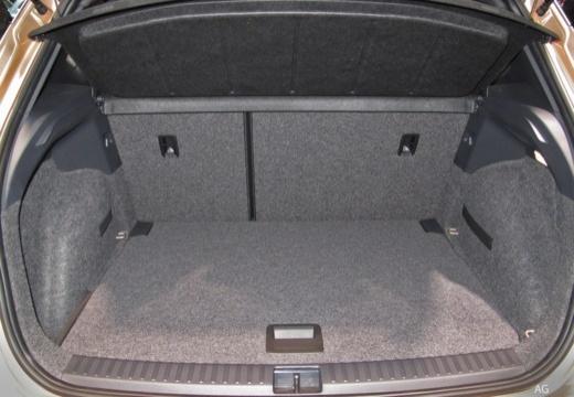 SEAT Arona I hatchback przestrzeń załadunkowa