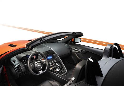 JAGUAR F-Type kabriolet