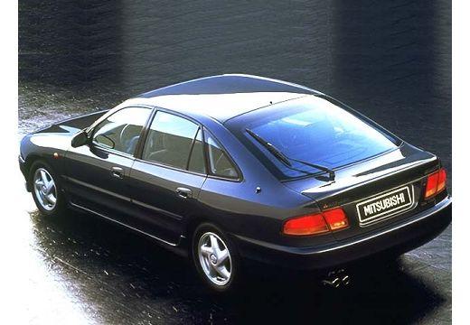 MITSUBISHI Galant 2000 V6 aut Hatchback II 2.0 149KM (benzyna)