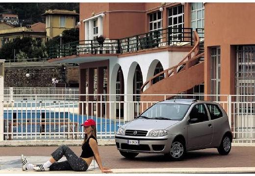 FIAT Punto 1.3 JTD Fresh Hatchback II 70KM (diesel)
