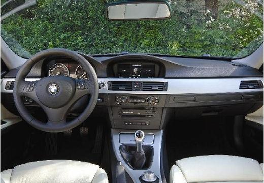 BMW Seria 3 Touring E91 I kombi tablica rozdzielcza