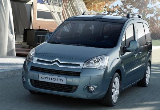 CITROEN Berlingo 1.6 HDi X Euro5 Kombi II 75KM (diesel)