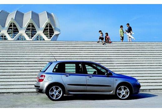 FIAT Stilo 2.4 20V Abarth Hatchback I 2.5 170KM (benzyna)