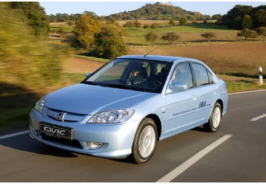HONDA Civic 1.7 LX Sedan V 116KM (benzyna)