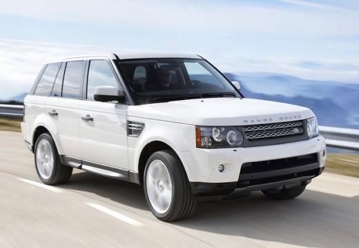LAND ROVER Range Rover Sport III kombi biały przedni prawy