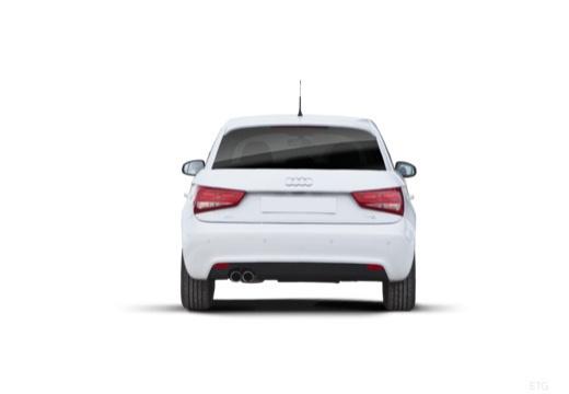 AUDI A1 Sportback II hatchback tylny