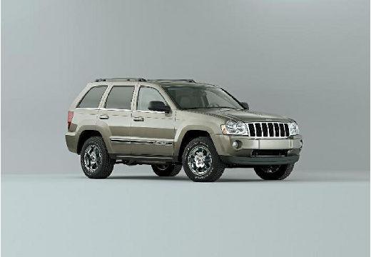 JEEP Grand Cherokee III kombi brązowy przedni prawy
