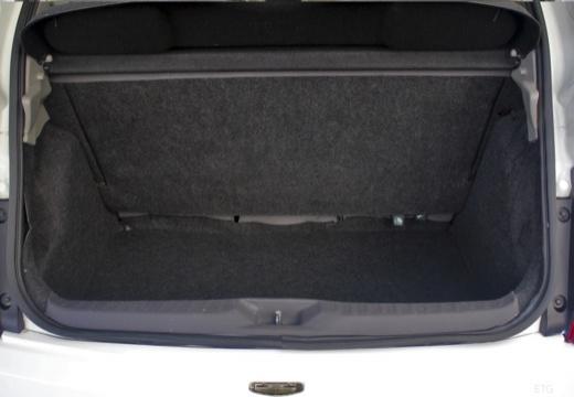 NISSAN Micra V hatchback przestrzeń załadunkowa