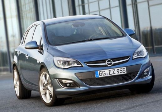OPEL Astra IV 1.4 T Cosmo SS Hatchback II 120KM (benzyna)