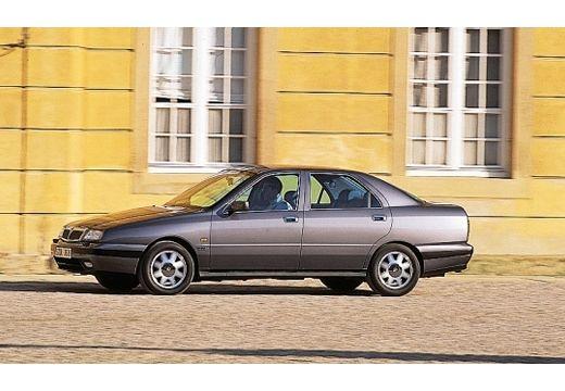 LANCIA Kappa I sedan brązowy boczny lewy