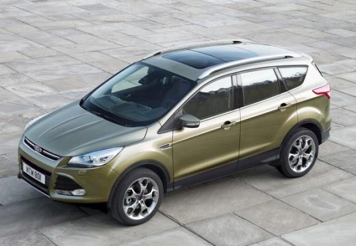 FORD Kuga 2.0 TDCi 4WD Titanium Plus aut Kombi II 150KM (diesel)