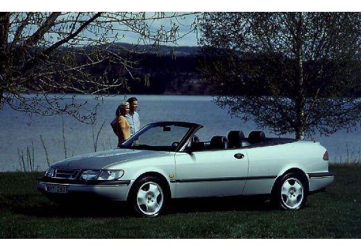 SAAB 900 kabriolet przedni lewy
