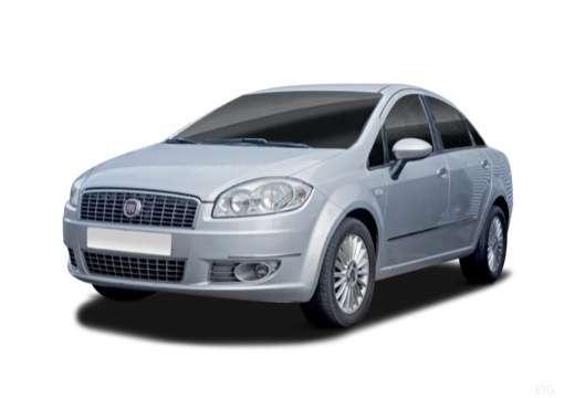 FIAT Linea I sedan przedni lewy