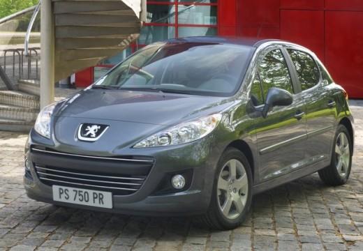 PEUGEOT 207 1.4 Active Hatchback II 98KM (benzyna)