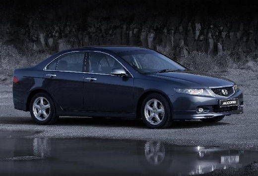 HONDA Accord V sedan szary ciemny przedni prawy