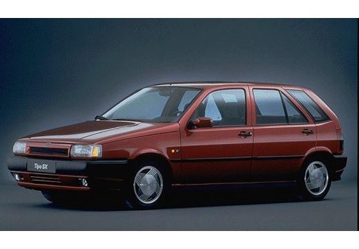 FIAT Tipo I hatchback bordeaux (czerwony ciemny) przedni lewy