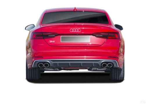 AUDI A5 coupe tylny