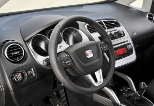 SEAT Altea XL II hatchback tablica rozdzielcza