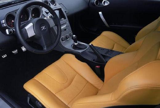 NISSAN 350 Z I coupe tablica rozdzielcza
