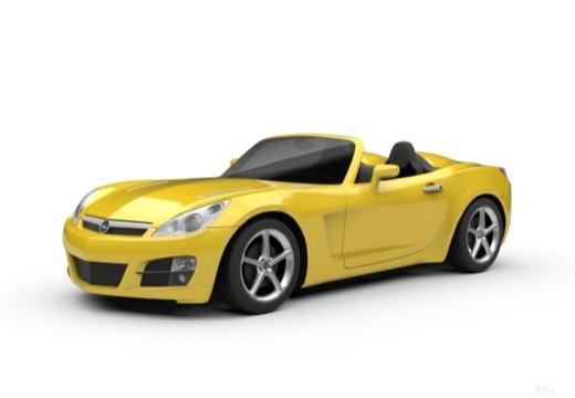 OPEL GT roadster przedni lewy