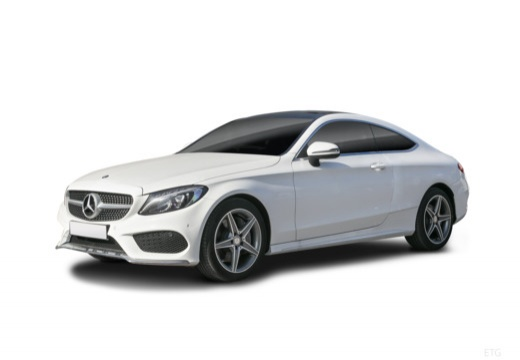 MERCEDES-BENZ C 250 d 4-Matic 9G-TRONIC Coupe II 2.2 204KM (diesel)