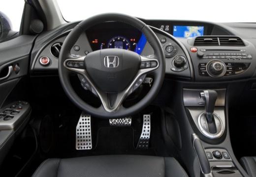HONDA Civic VI hatchback tablica rozdzielcza