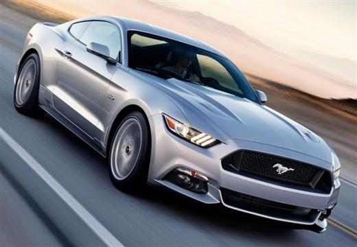FORD Mustang 2.3 EcoBoost aut Coupe Fastback I 317KM (benzyna)