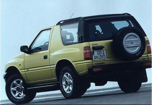 OPEL Frontera 2.5 TDS Sport Kombi II 115KM (diesel)