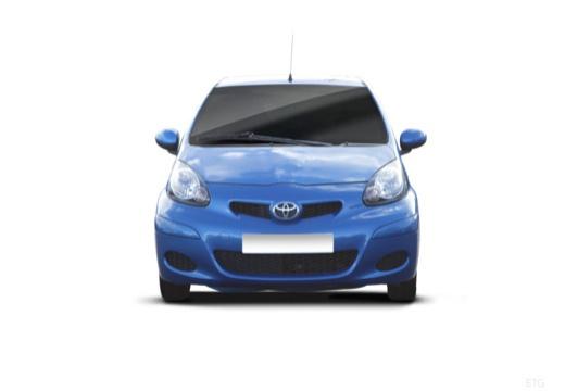 Toyota Aygo II hatchback przedni