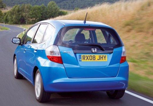 HONDA Jazz II hatchback niebieski jasny tylny lewy