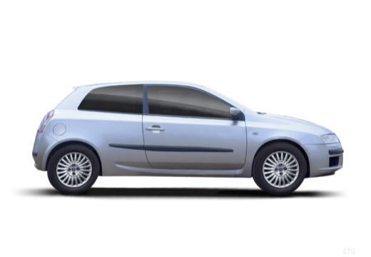 FIAT Stilo I hatchback boczny prawy