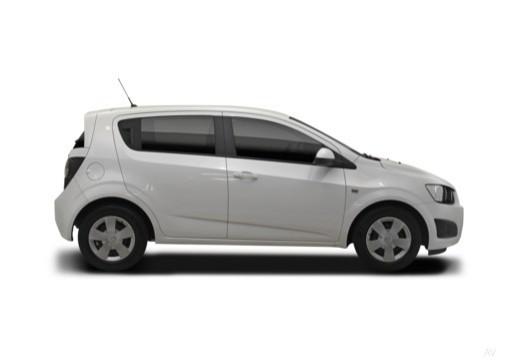 CHEVROLET Aveo hatchback boczny prawy