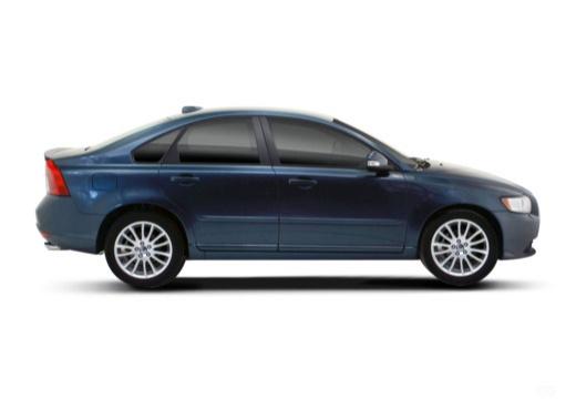 VOLVO S40 V sedan boczny prawy