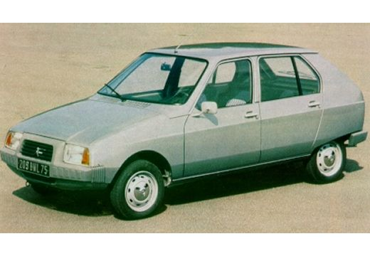 CITROEN Visa Hatchback