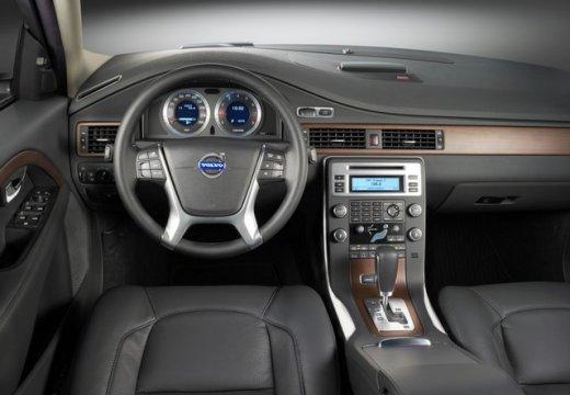 VOLVO S80 IV sedan wnętrze