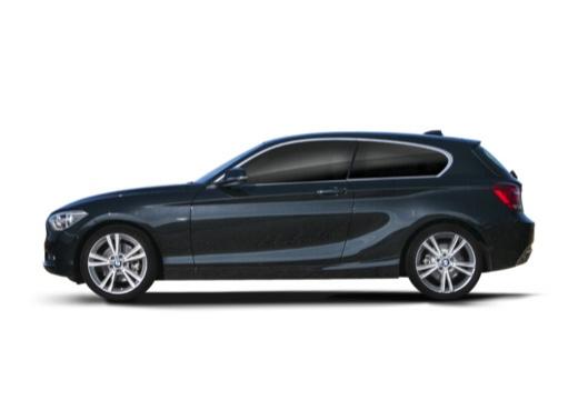 BMW Seria 1 F21 I hatchback boczny lewy