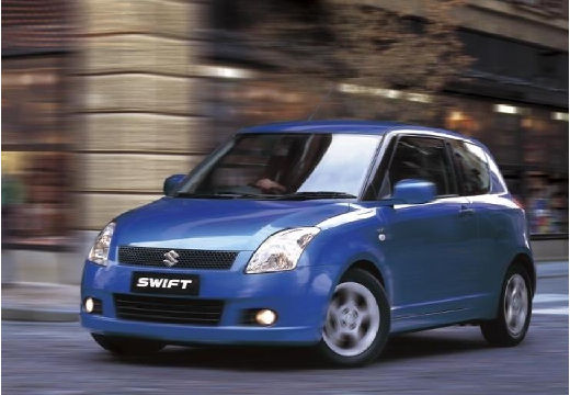 SUZUKI Swift 1.3 Sunlight Edition Hatchback I 1.4 92KM (benzyna)