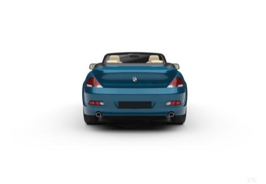 BMW Seria 6 Cabriolet E64 I kabriolet tylny