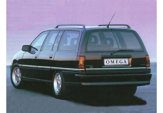 OPEL Omega Kombi 2.4i CD A I 2.5 125KM (benzyna)