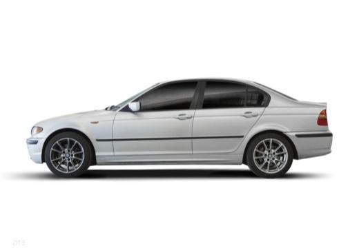 BMW Seria 3 E46/4 sedan boczny lewy