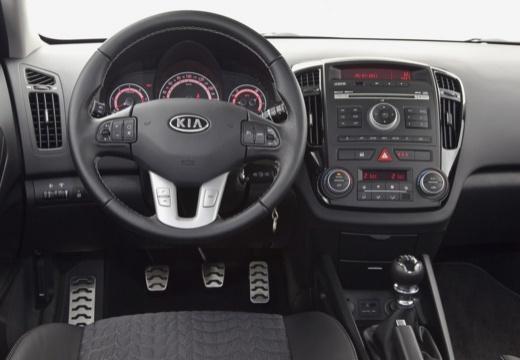 KIA Ceed Proceed III hatchback tablica rozdzielcza
