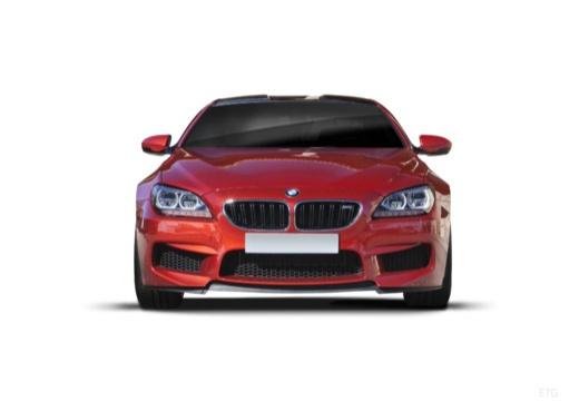 BMW Seria 6 F13 I coupe przedni