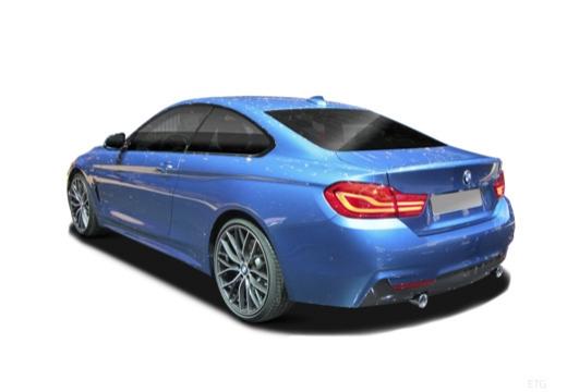 BMW Seria 4 F32/F82 20 coupe tylny lewy