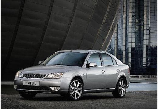 FORD Mondeo 3.0 V6 Gold X Hatchback V 204KM (benzyna)
